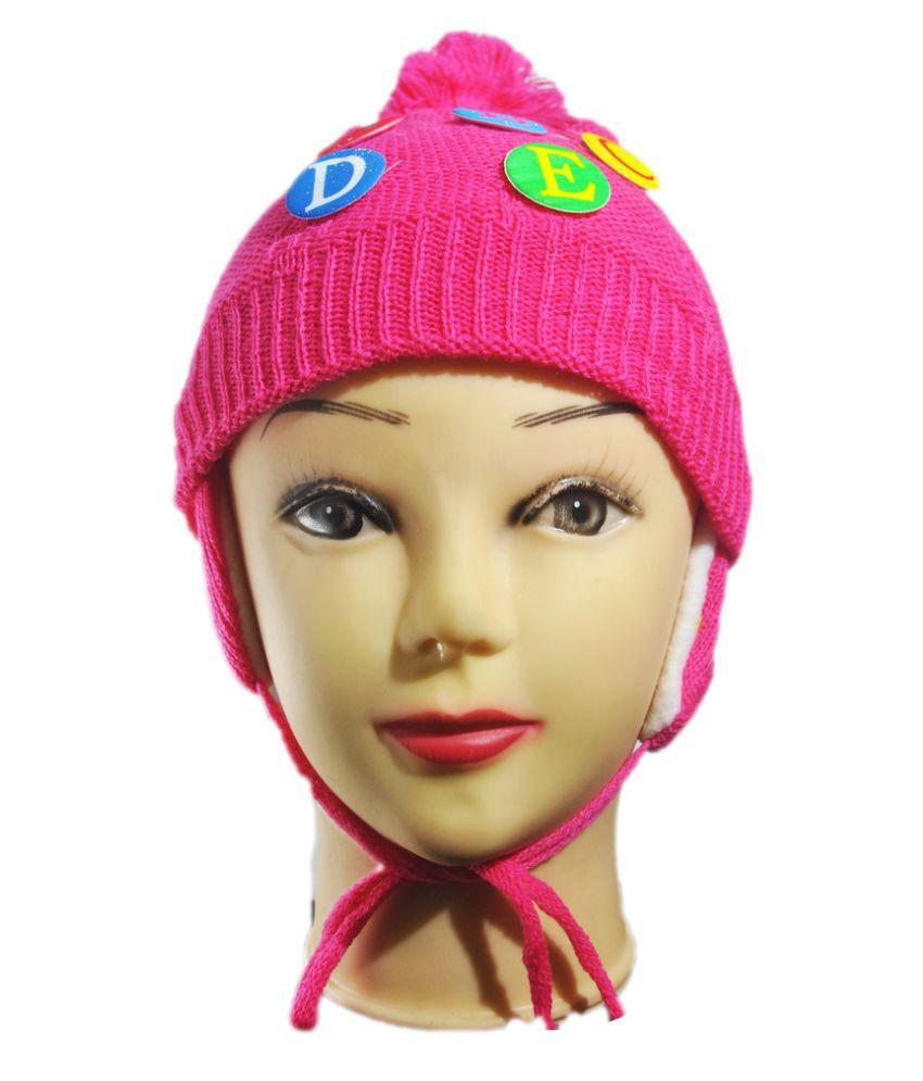 K-Only Kids Woolen Winter Cap