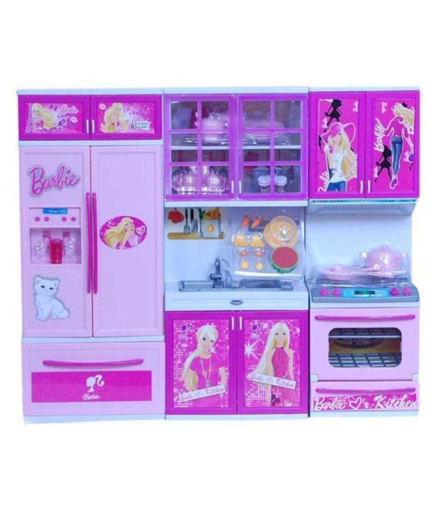 Paradise Fashion Multicolor Kitchen Set