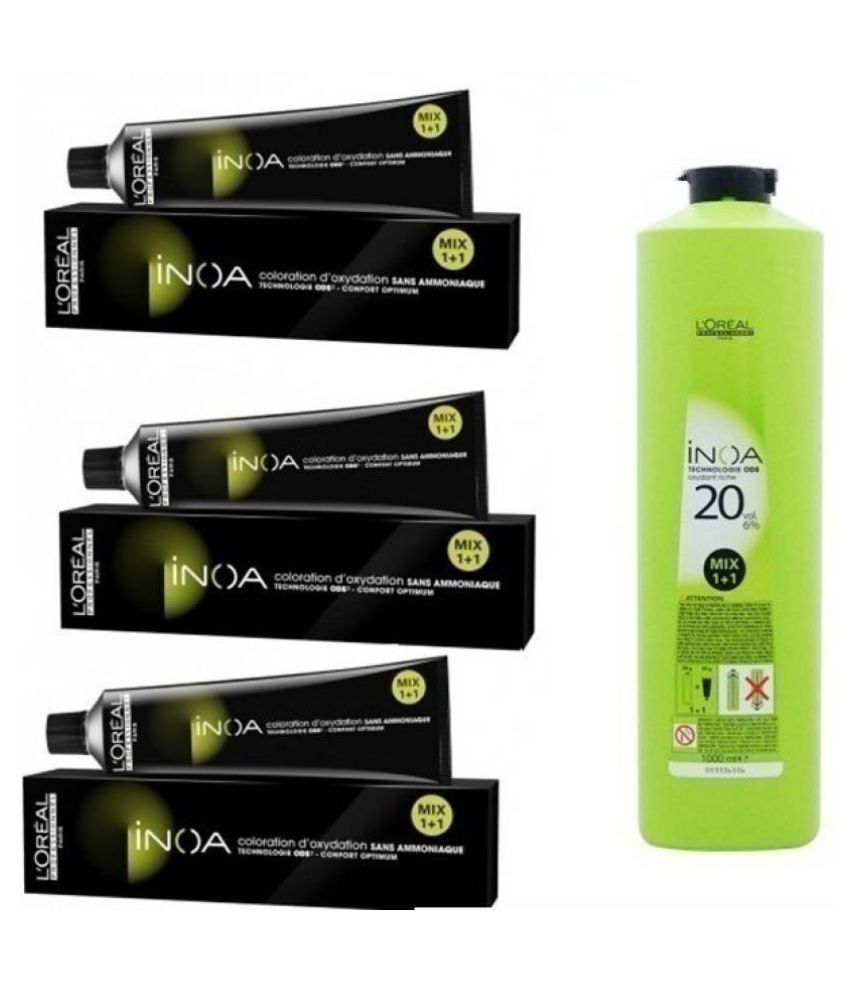 Loreal Inoa Hair Color India Best Hair Color 2017