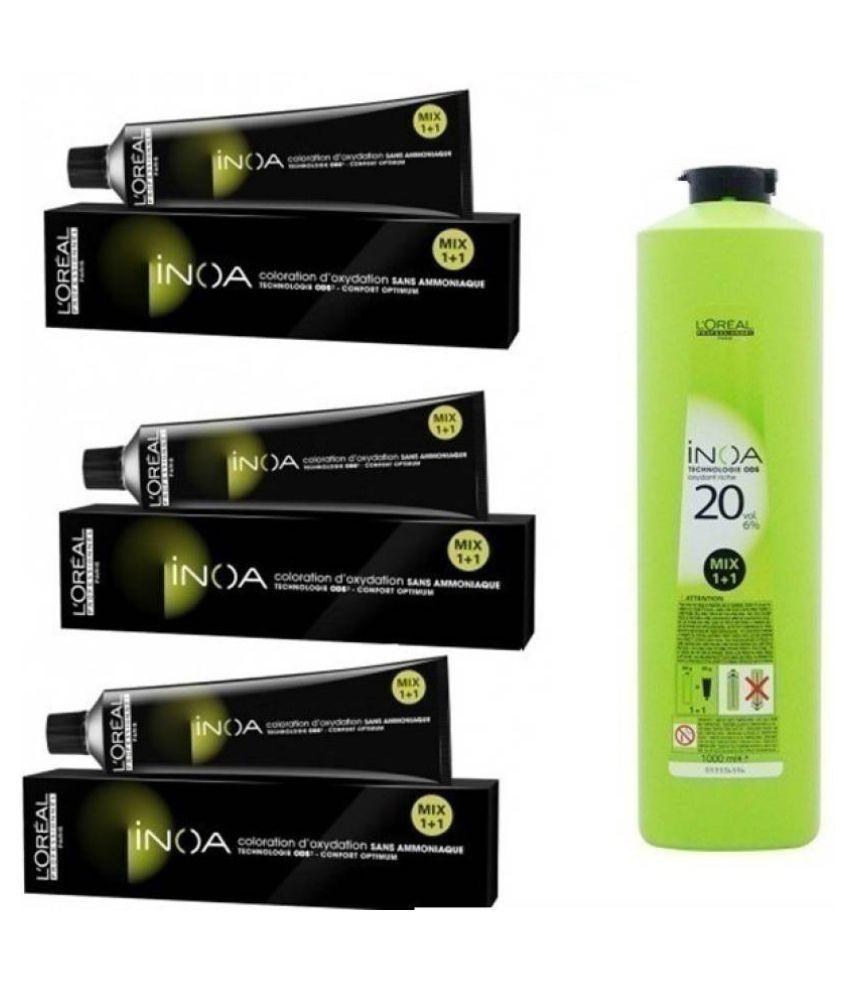 Loreal Inoa Hair Colour Buy Loreal Inoa Hair Colour Online At Low