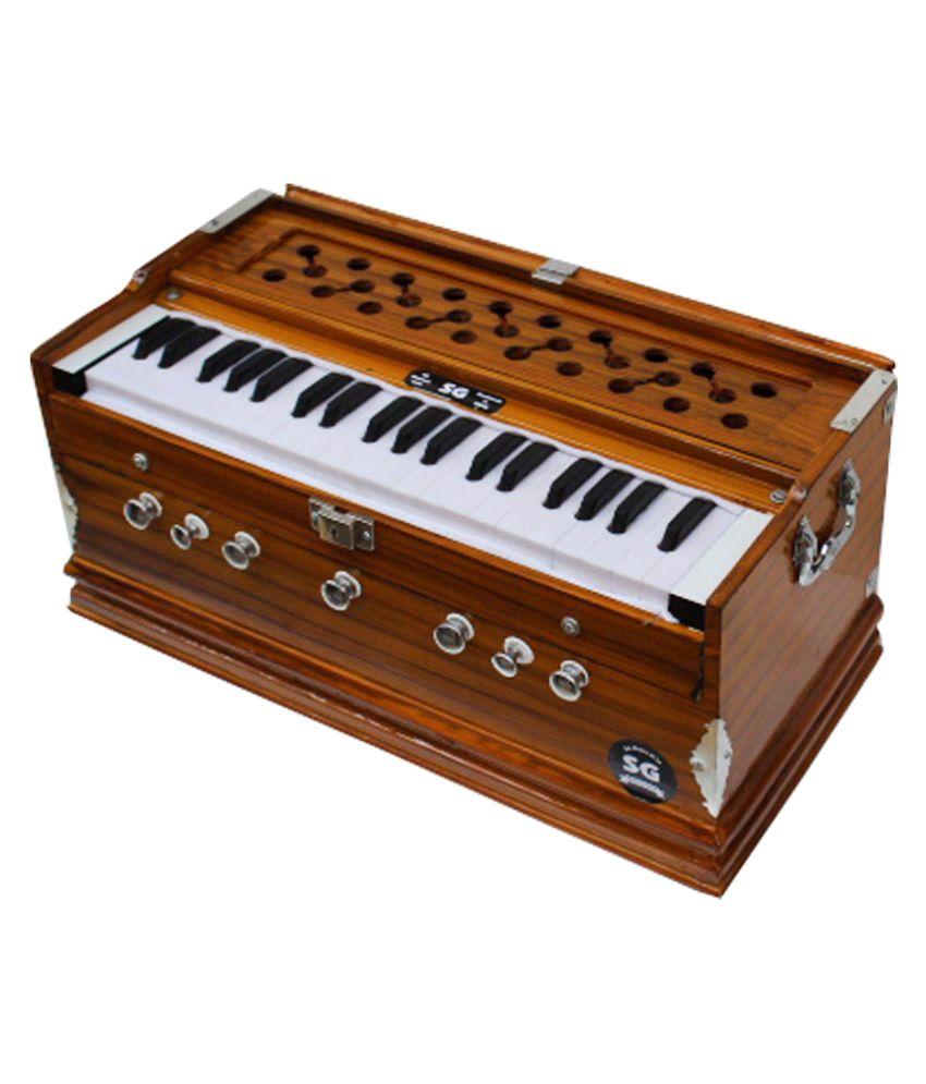 SG Musical Standard Harmonium: Buy SG Musical Standard ...