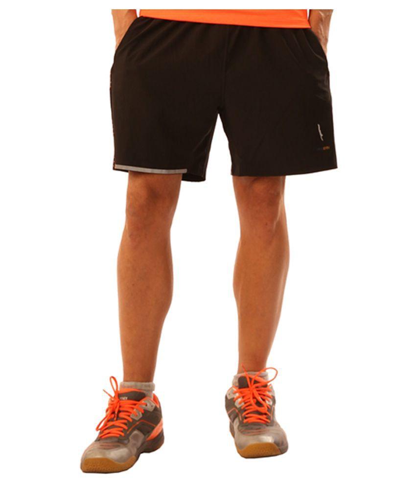 Dive Black Shorts