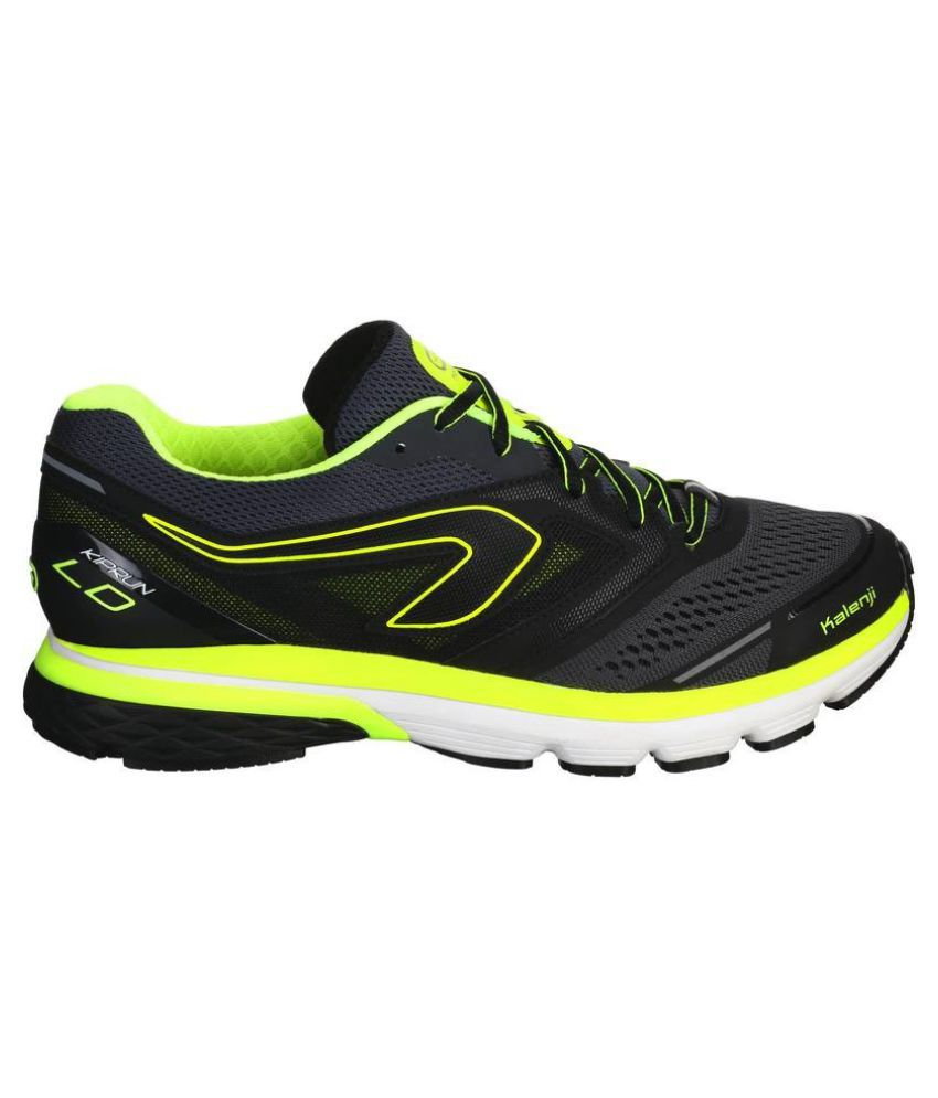 dfeb85d33 Kalenji Kiprun LD Running Shoes Gray  Buy Online at Best Price on Snapdeal