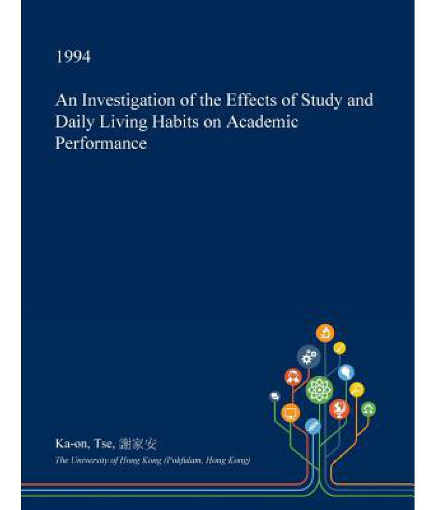 the effects of study habit to
