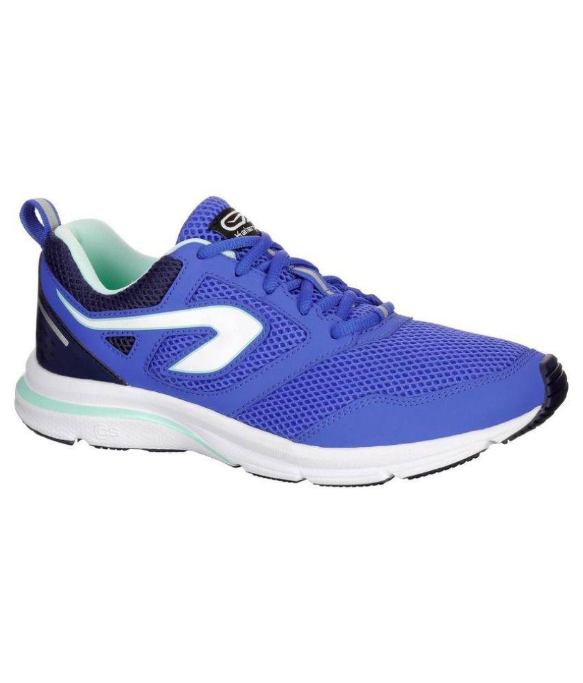 Kalenji Run Active Running Shoes Blue