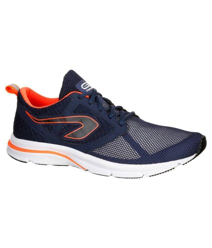 factory price 85673 b86de Kalenji Run Active Running Shoes Blue
