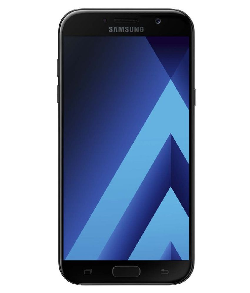 Samsung Galaxy A7 (2017) ( 32GB , 3 GB ) Black
