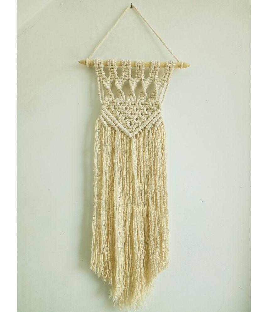Kartik IN Macrame Wall Hanging wall decor Decorative Tapestry Rope ...