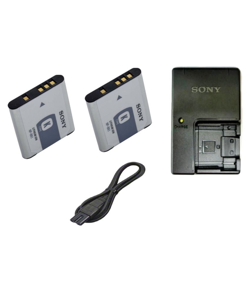 Sony NP BK1 Camera Battery Charger
