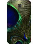 Samsung Galaxy C9 Pro Printed Cover By Print Shapes