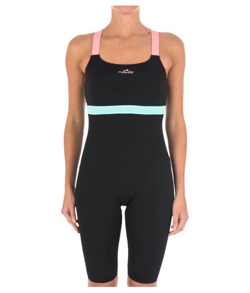 Nabaiji Black Swimsuit/ Swimming Costume