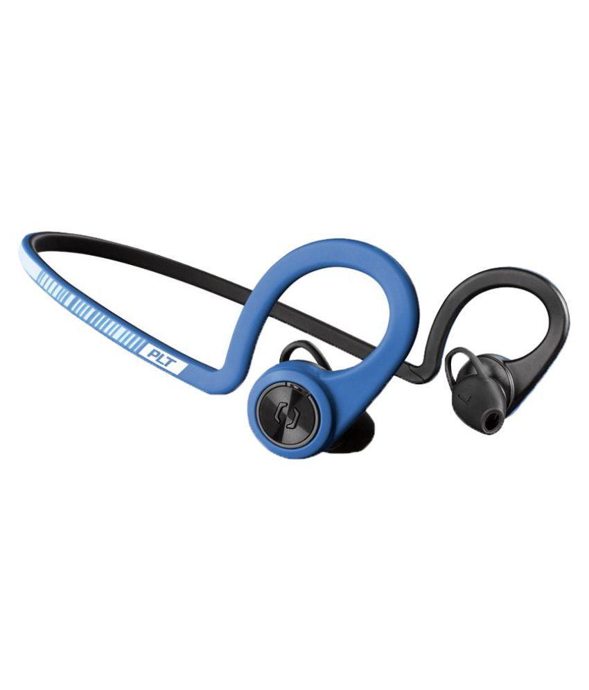Plantronics BackBeat FIT In Ear Wireless Earphones With Mic