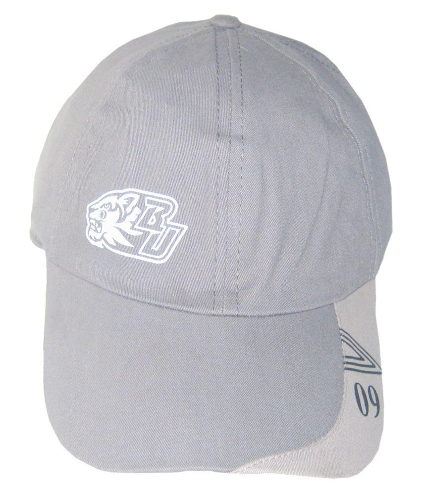Goodluck White Cotton Caps