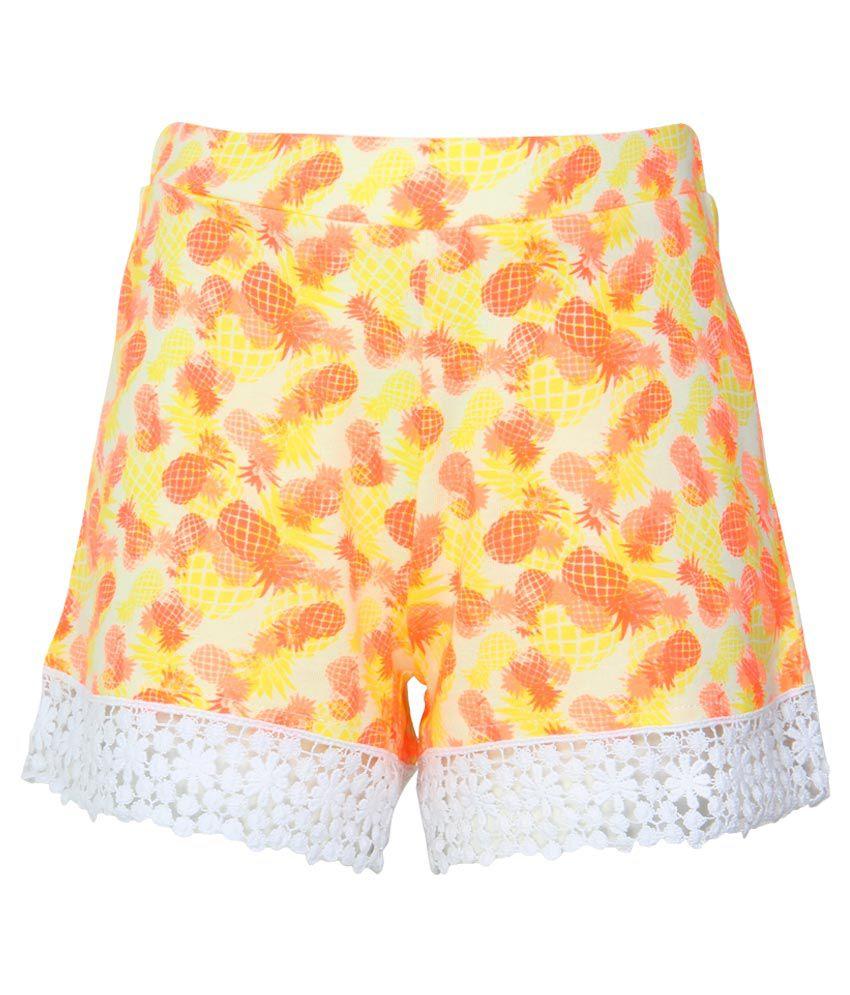 Pumpkin Patch G-Shorts,Bermudas,Capris Orange