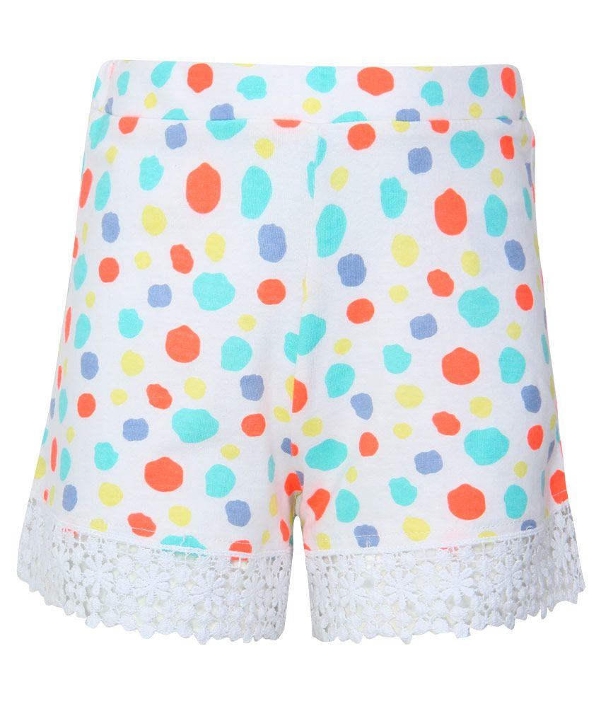 Pumpkin Patch G-Shorts,Bermudas,Capris White