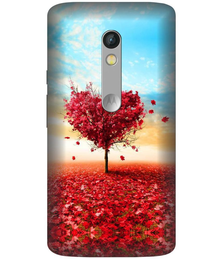Motorola Moto X Play Printed Cover By Skintice