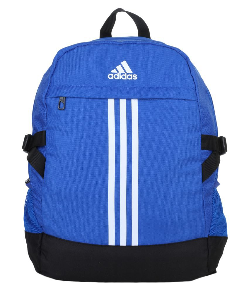 407b3b40e97c Adidas Bp Power 3 Dark Blue and White Laptop backpack - Buy Adidas Bp Power  3 Dark Blue and White Laptop backpack Online at Low Price - Snapdeal