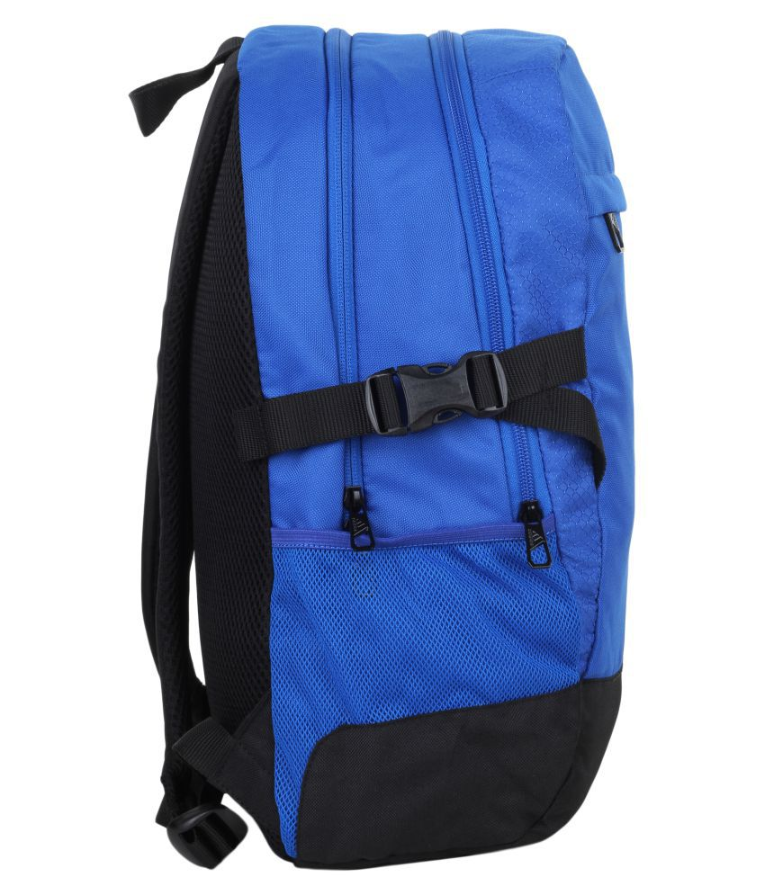 Adidas Bp Power 3 Dark Blue and White Laptop backpack - Buy Adidas ... 96ec593de6