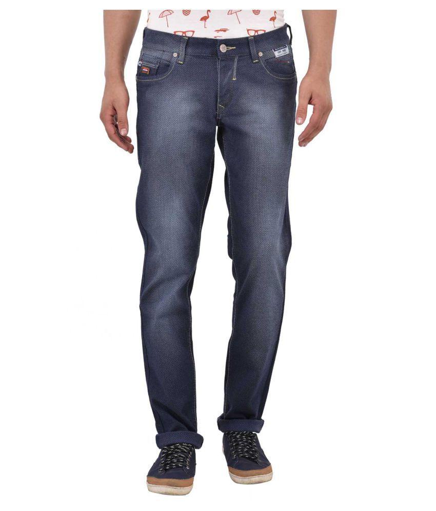 Blue Buddha Grey Skinny Jeans