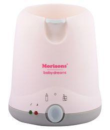 Morisons Baby Dreams White Bottle Warmer