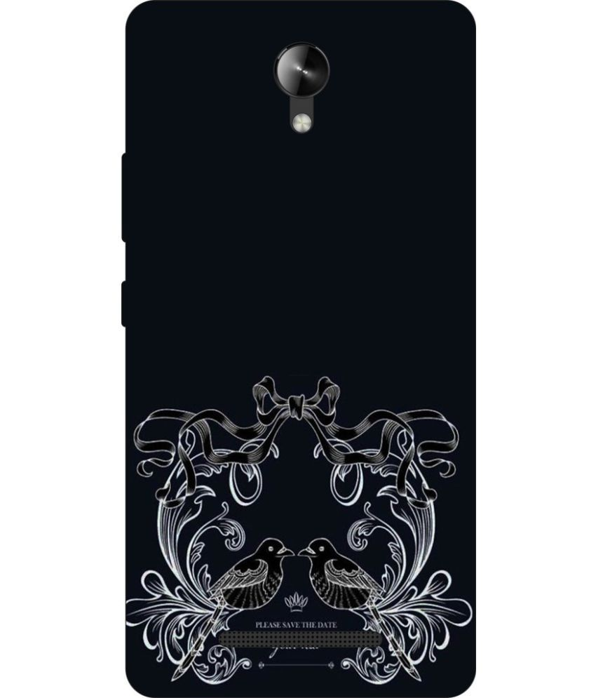 Micromax Canvas 6 Pro E484 Printed Cover By Go Hooked