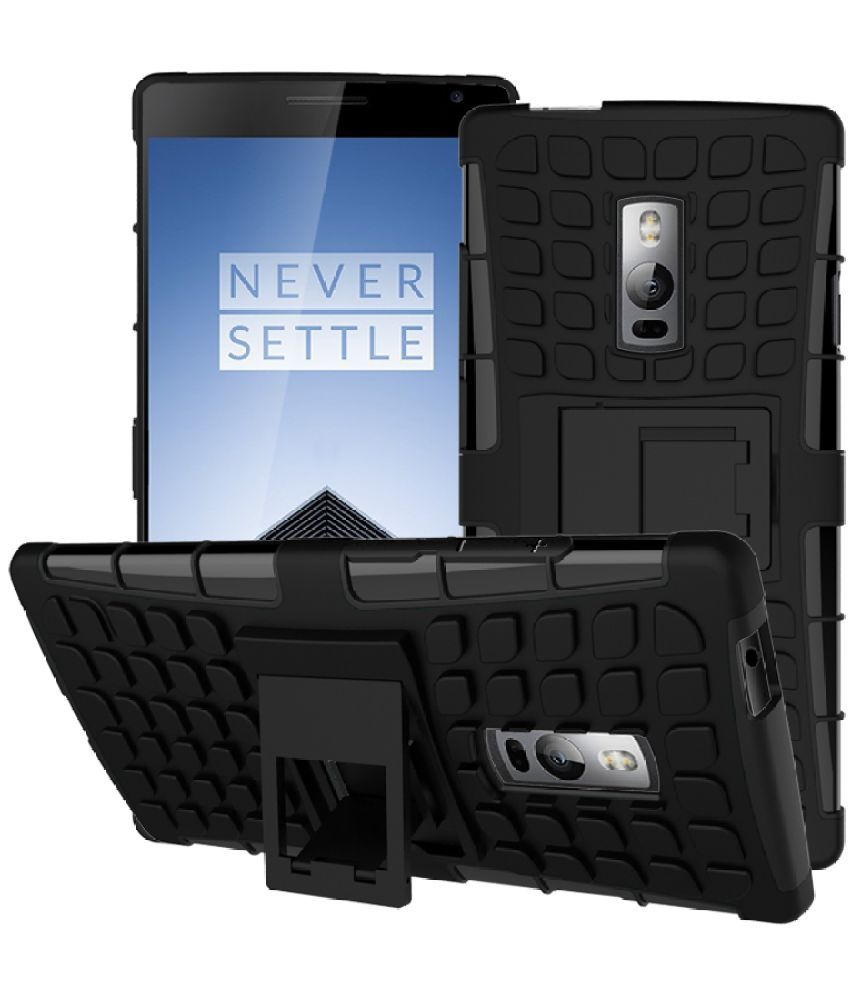 OnePlus 2 Cases with Stands CUBIX - Black