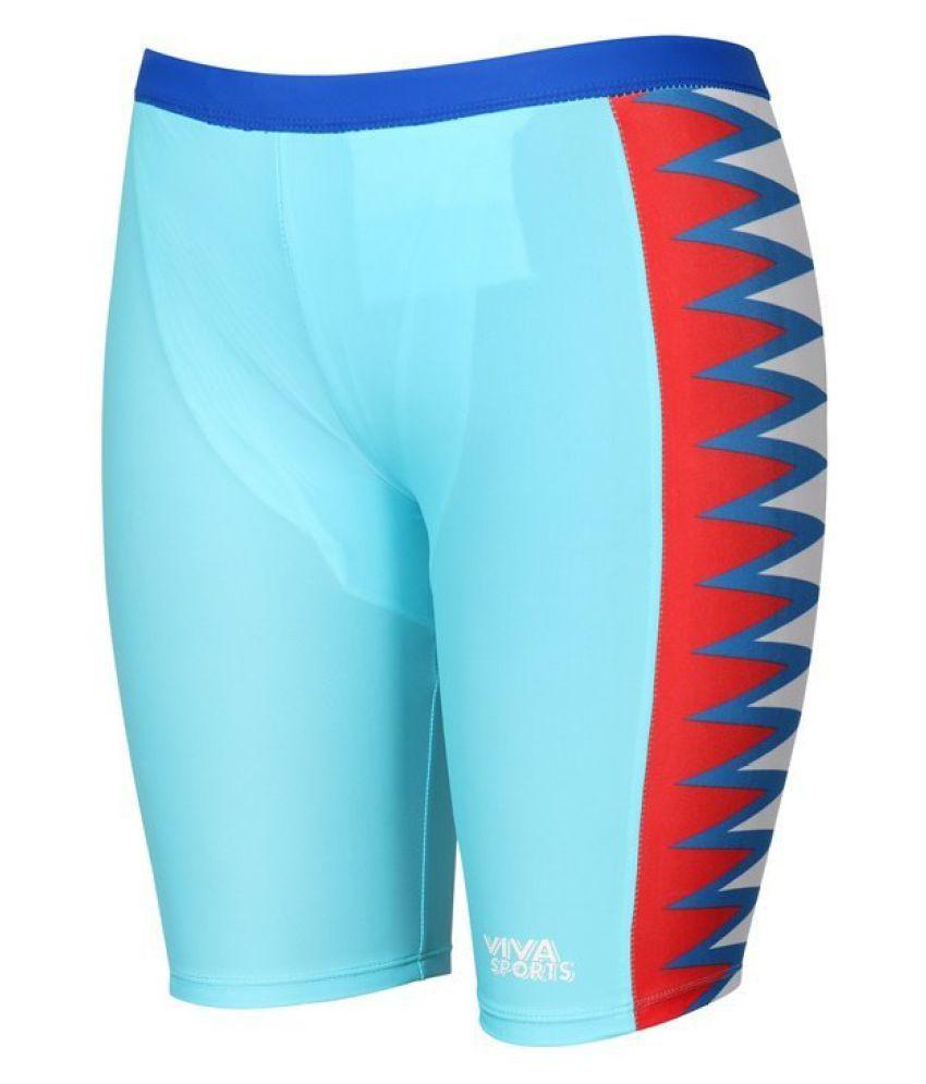 Viva Sports Swimming Jammers Multicolour/ Swimming Costume