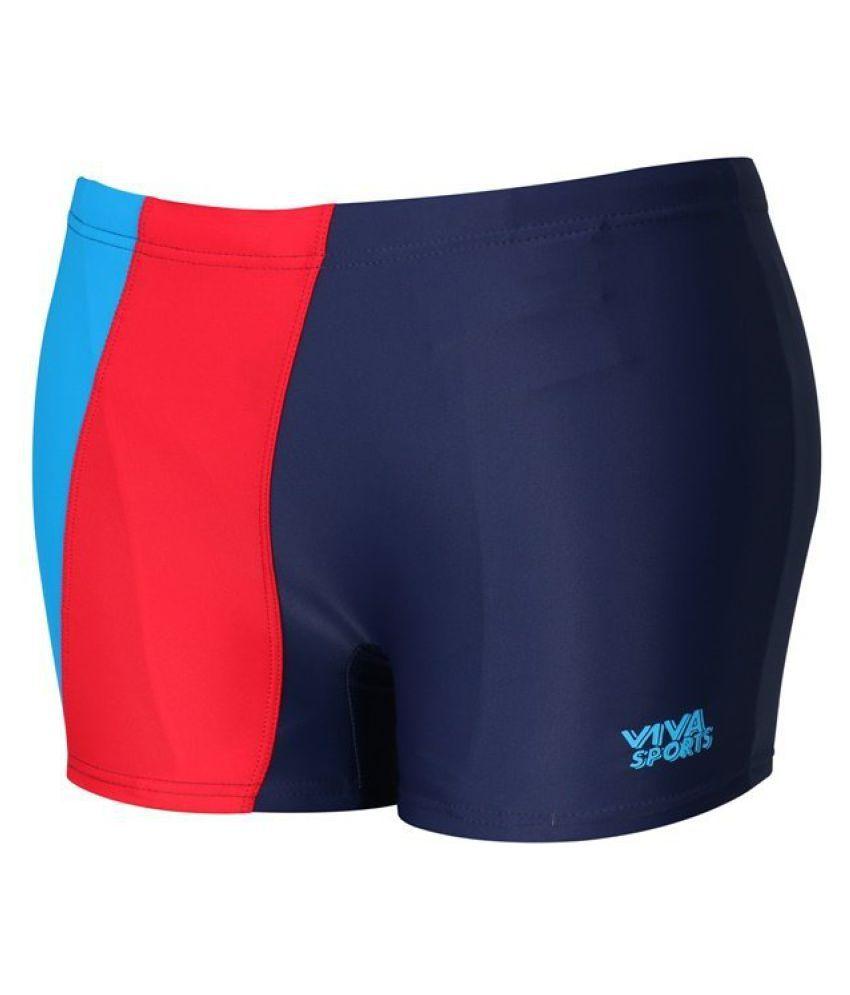 Viva Sports VST-002 Adult Swimming Trunks (Multicolor)