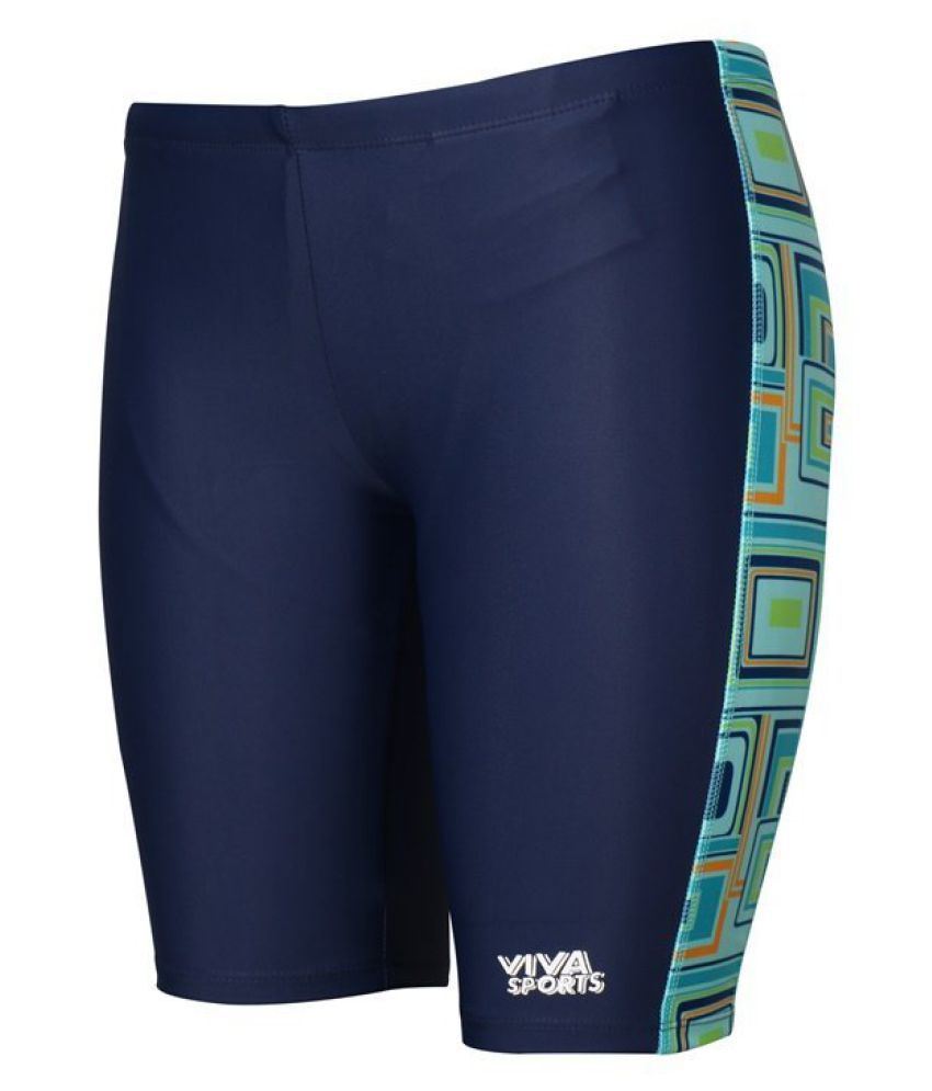 Viva Sports Multicolour Swimming Wear
