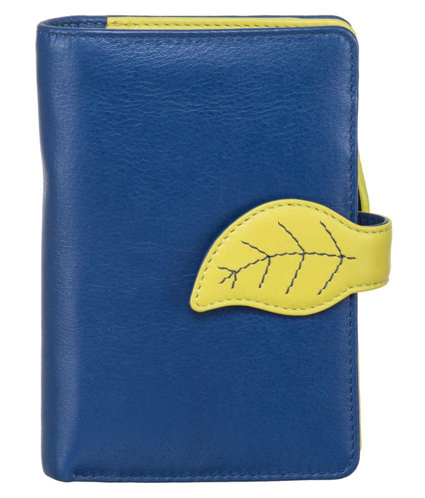 Enfant Terrible Blue Wallet