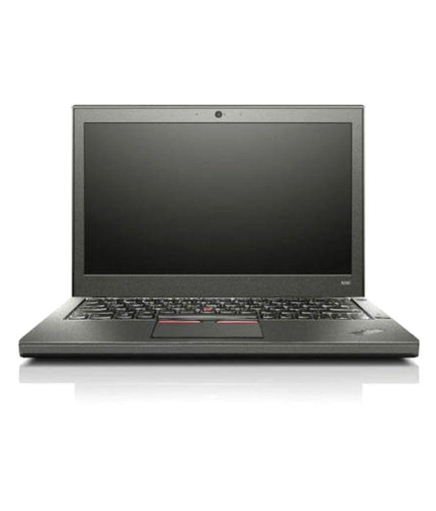 Lenovo Thinkpad 20CLA0EBIG Notebook Core i5 (5th Generation) 4 GB 31.75cm(12.5) Windows 8 Pro Not Applicable Black