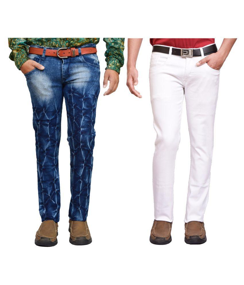 American Noti Multi Slim Jeans
