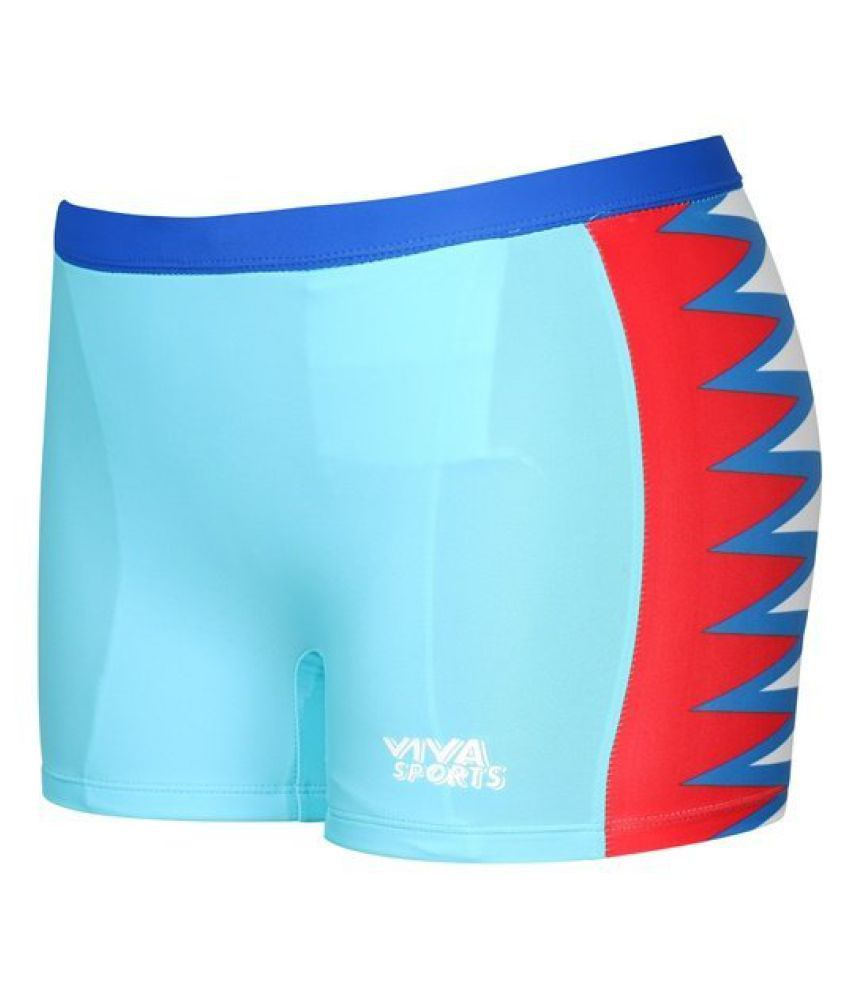 Viva Sports VSTK-003-A Kid's Swimming Trunks (Multicolor)