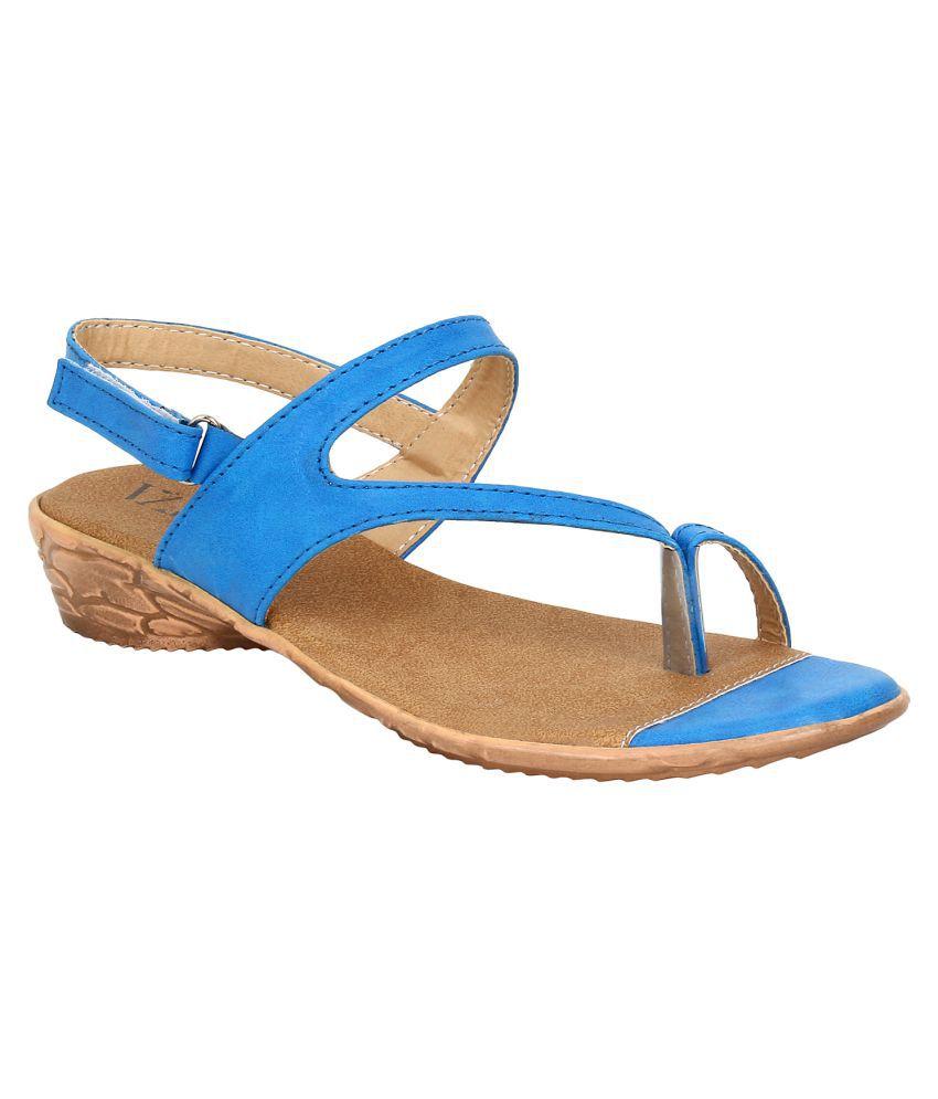 Vapr Blue Flats