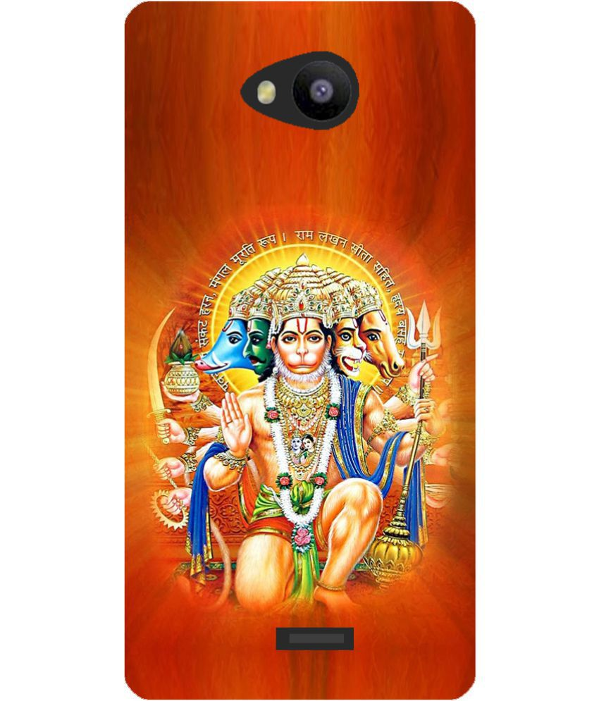 Micromax Canvas Play Printed Cover By BuyFeb