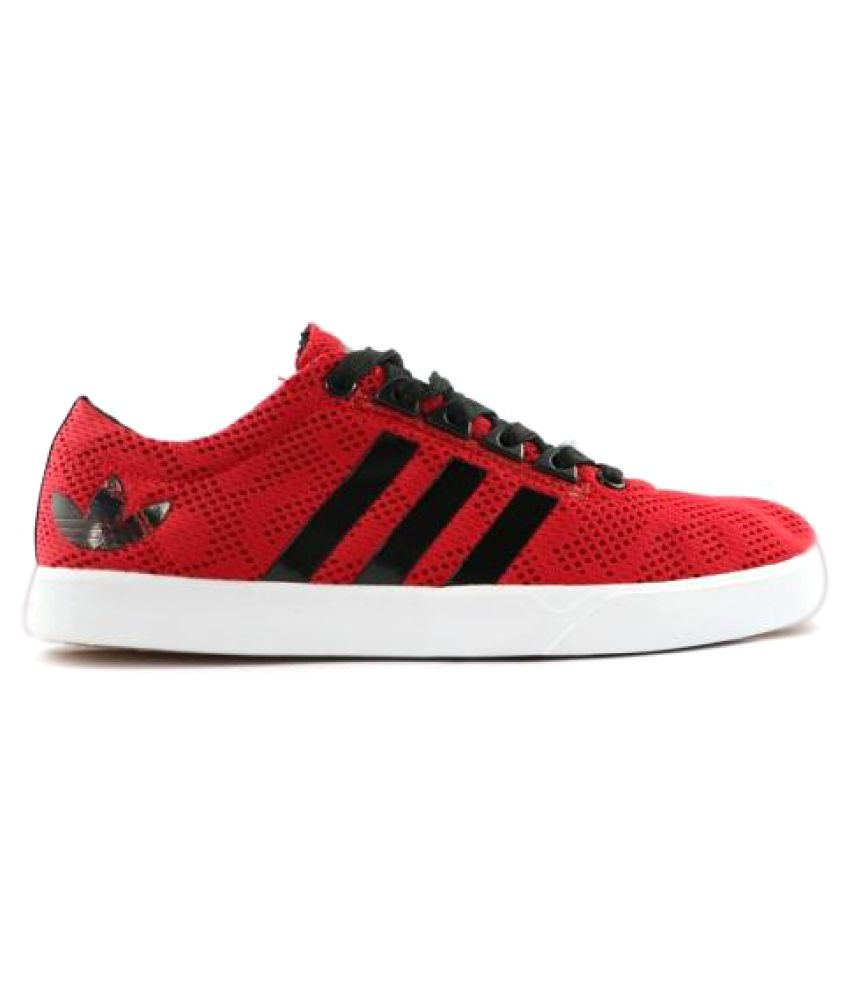 official photos cc3f9 51868 Adidas Neo 2 Sneakers Red Casual Shoes - Buy Adidas Neo 2 Sneakers Red  Casual Shoes Online at Best Prices in India on Snapdeal
