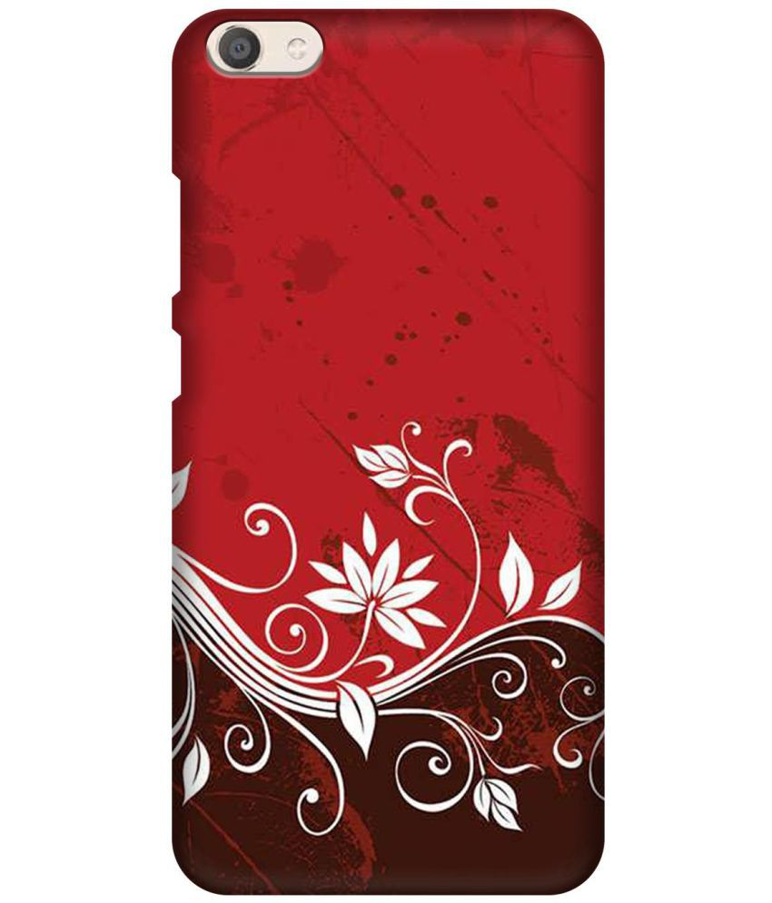 Vivo V5 Plus Printed Cover By ZAPCASE