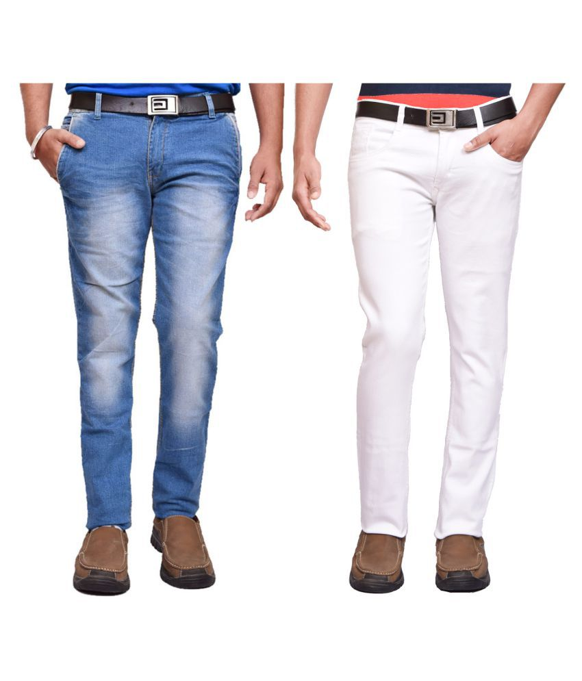 British Terminal Multi Slim Jeans