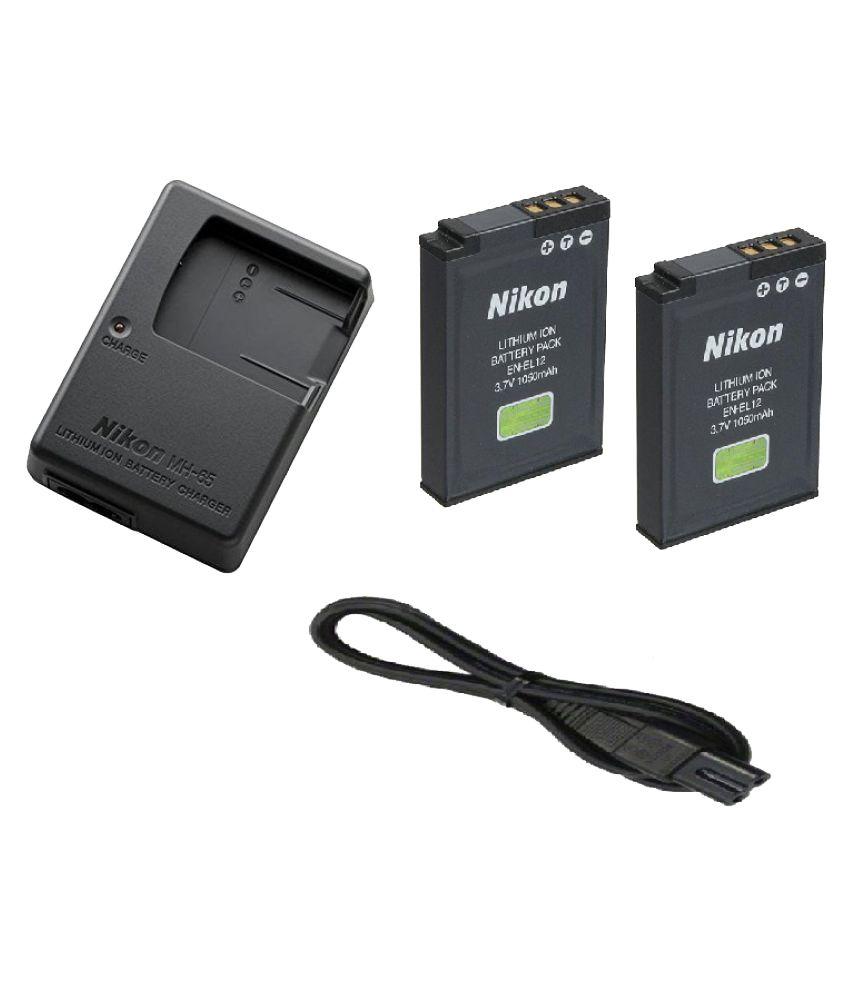 Nikon EN EL12 Camera Battery Charger