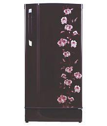 Godrej 185 Ltr 2 Star RD EDGE 185 CT 2.2 Single Door Refrigerator - Orchid Wine