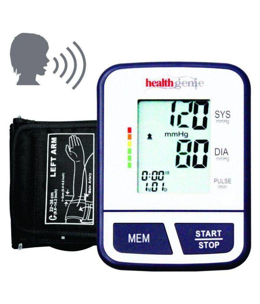 Healthgenie Upper Arm Digital BP Monitor BPM02T Battery