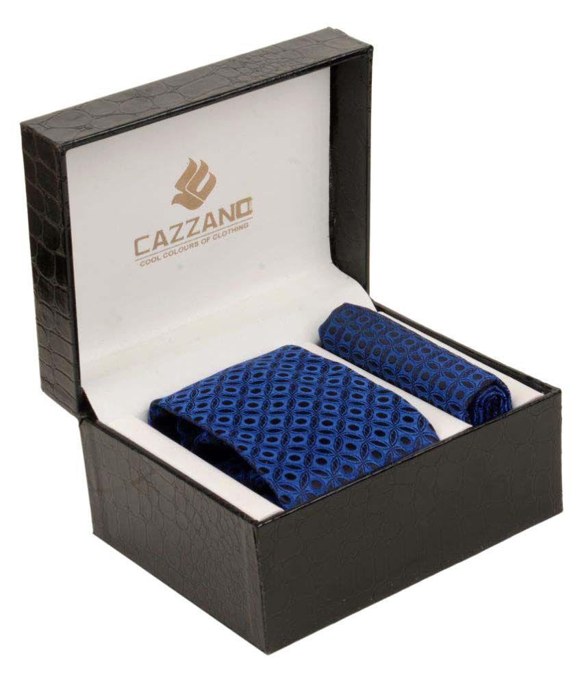 Cazzano Blue Casual Combo