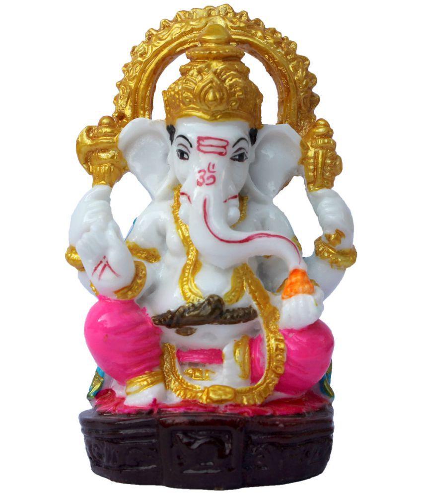 Kaarti Ganesha Polyresin Idol