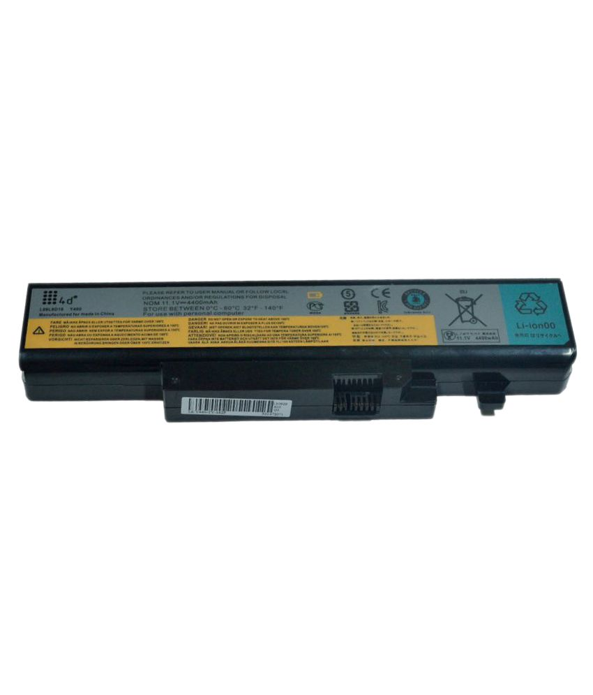 4d Laptop battery Compatible For Lenovo L10L6Y01 L10N6Y01 L10S6Y01