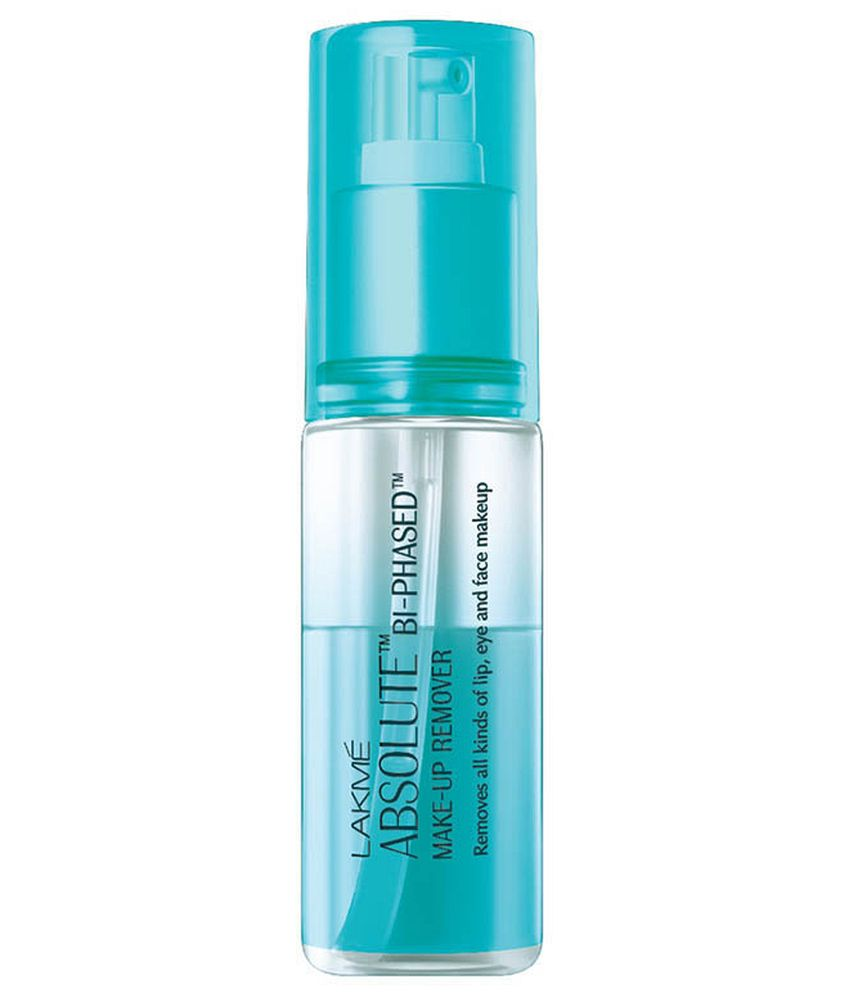 Lakme Absolute Bi-Phased Makeup Remover 60ml Buy Lakme Absolute Bi-Phased Makeup Remover 60ml ...