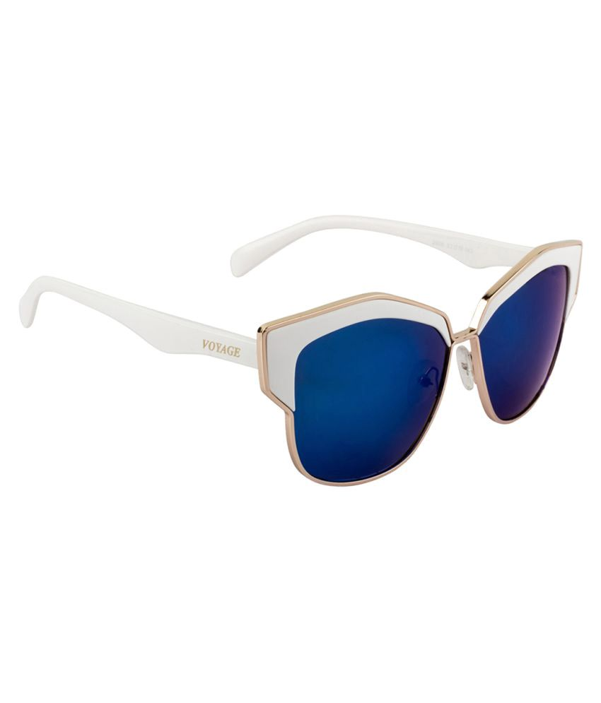 Voyage Blue Square Sunglasses ( 2006MG2059 )