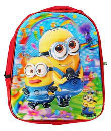 Aplus Minions 4d Small Bag With Pencil Box