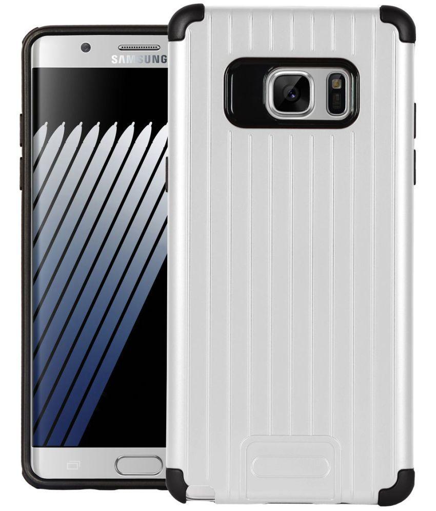 Samsung Galaxy Note 7 Shock Proof Case CUBIX - White