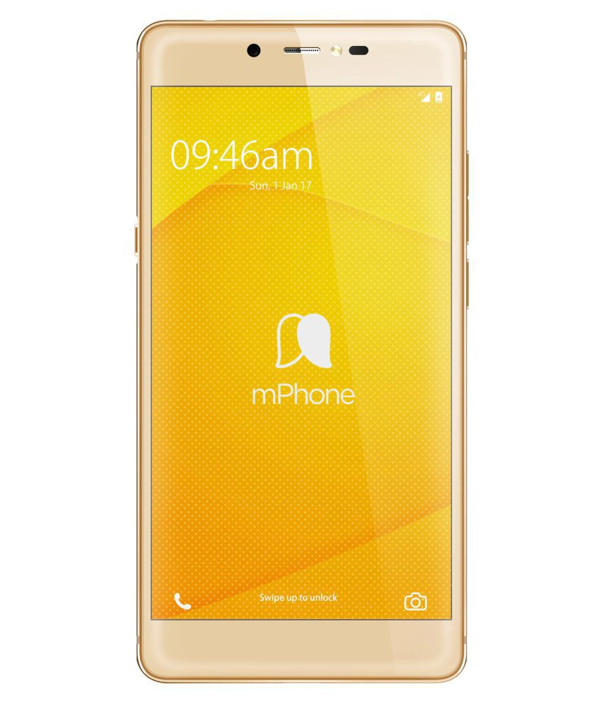 Mphone Plus 64GB Gold