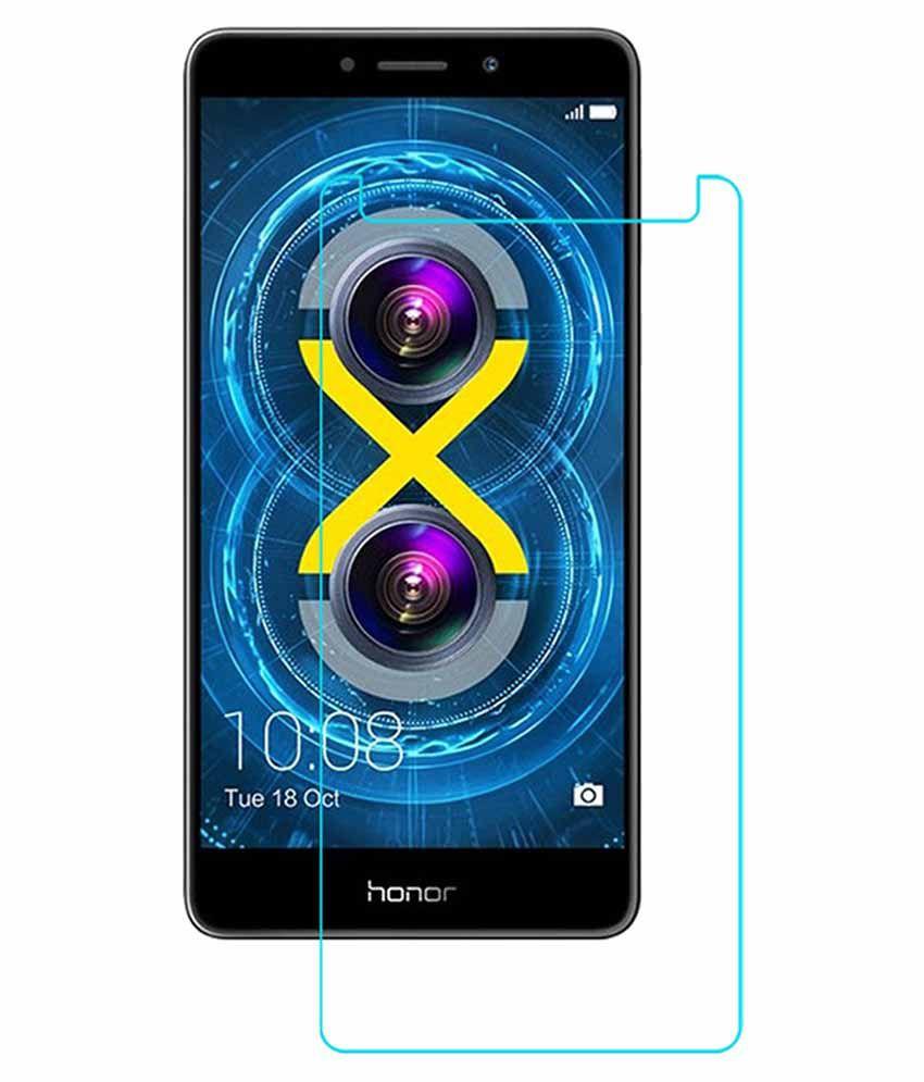 Huawei Honor 6X Tempered Glass Screen Guard By Doyen Creations